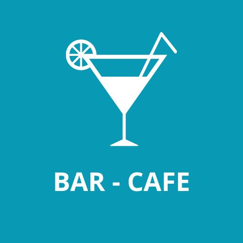 Bar, café